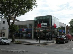 Metro Bank, exterior picture
