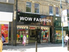 Wow Fashion, exterior picture