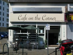 Cafe On The Corner, exterior picture