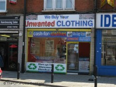 We Buy Unwanted Clothing, exterior picture