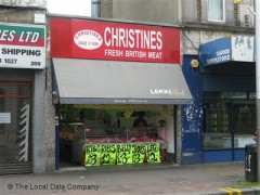 Christines Fresh British Meat, exterior picture