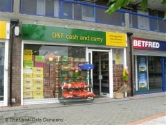 D&F Cash & Carry image