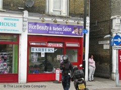 9ice Beauty & Barbers Salon, exterior picture