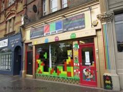 Retro Game Base, 430 Streatham High Road, London - Games