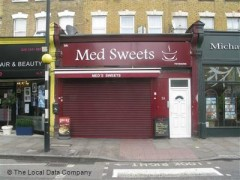 Med Sweets, exterior picture