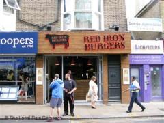 Red Iron Burgers image