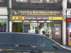 Gold Star Hair Salon & Barbers, exterior picture