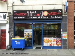 Flame & Go, exterior picture