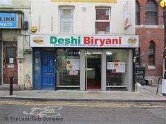 Deshi Biryani image