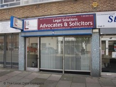 Legal Solutions, exterior picture
