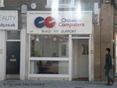 Chiswick Computers, exterior picture
