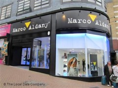 Marco Aldany, exterior picture