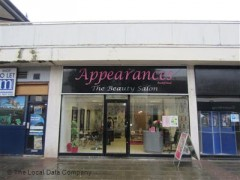 Appearances Redefined, exterior picture