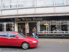 The White Horse image