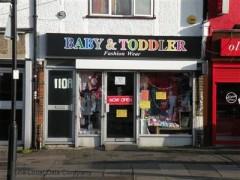 Baby & Toddler Fashion Wear image