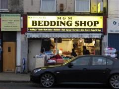 m&m bedding shop, 50 seven sisters road, london - beds, bedding