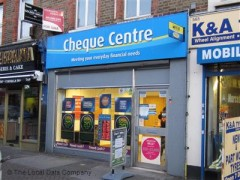 Cheque Centre image