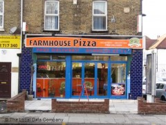 Farmhouse Pizza 844 Hertford Road Enfield Fast Food