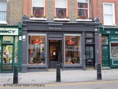 Oliver Spencer 58 Lambs Conduit Street London