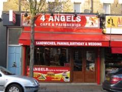 4 Angels 94 Gillespie Road London Cafe Amp Tearoom Near