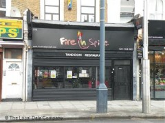 Fire n Spice, exterior picture