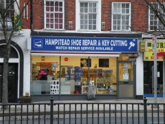 Hampstead Shoe Repairs & Key Cutting image