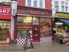 The Electric Cafe, exterior picture