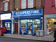 G7 Superstore, exterior picture