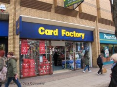 Card Factory, exterior picture