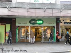 Specsavers Hearcare, exterior picture
