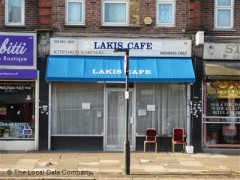 Lakis Cafe, exterior picture