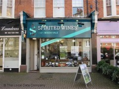 Spirited Wines, exterior picture