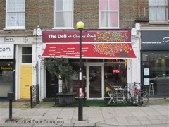 The Deli At Queens Park, exterior picture