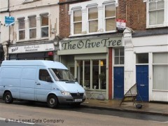 The Olive Tree, exterior picture