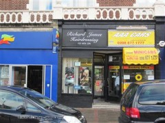 Richard James Hairdressing, exterior picture