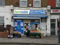 Cash Newsagent Ltd, exterior picture