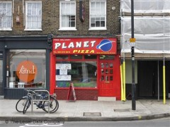 Planet Pizza, exterior picture
