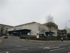 Croydon University Hospital, exterior picture