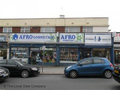 Afro Cosmetics, exterior picture