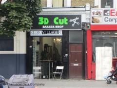 3D Cut image