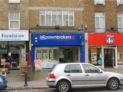 H&T Pawnbrokers, exterior picture