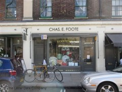 Chas E Foote, exterior picture