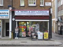 L.A. News & Off License image