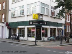 Fitzrovia Bicycles LDN, exterior picture