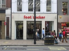Foot Locker, exterior picture