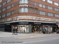 Topshop 536 540 Oxford Street London Clothes Women