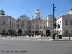 The Royal Horseguards Afternoon Tea, exterior picture