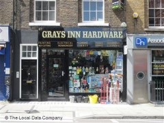Grays Inn Hardware, exterior picture