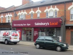 sainsbury 39 s local high road london convenience stores. Black Bedroom Furniture Sets. Home Design Ideas