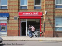 Muna\'s Grill, exterior picture